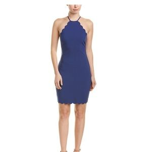 LIKELY short blue party dress NWTO